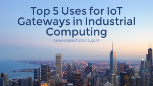 iot gateway industrial computing