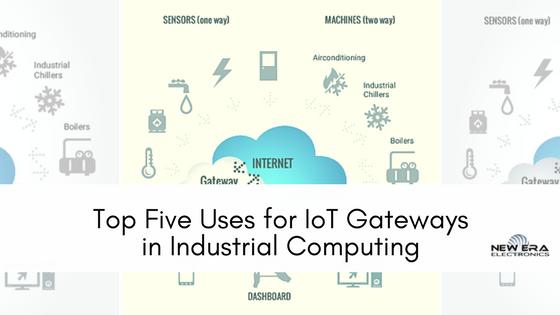 iot gateway industrial computing